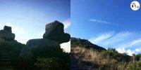 尋找奇石之旅 南丫島菱角山
