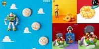【首爾】韓國 Dunkin Donuts 推出Toy Story主題冬甩!