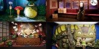 「吉卜力的動畫世界」香港站 經典場景重現眼前