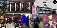 【濟州】神還原Avengers場景 真人比例 玩具博物館
