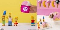 【韓國】Baskin Robbins聯乘推出 Simpson雪糕 系列