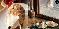 【台南】文青復古風Cafe 超可愛動物造型 創意甜品