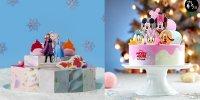 【韓國】BR新推迪士尼朋友及 冰雪奇緣雪糕蛋糕