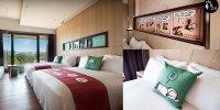【台灣】每個角落都充滿Snoopy Snoopy主題酒店房