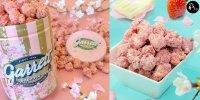 【日本】人氣爆谷品牌春季限定 櫻花草莓味爆谷