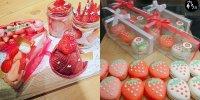 【東京】士多啤梨天堂 草莓甜品專門店 Strawberry Mania
