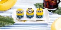 【日本】Lawson限定新品 Minions造型和菓子